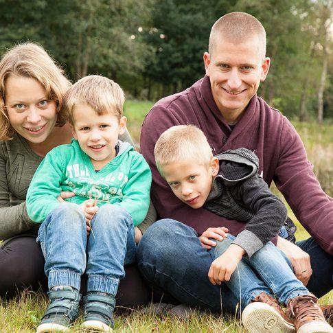 Familieshoot Momentdesign